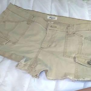 Women's/Junior's size 15 khaki shorts